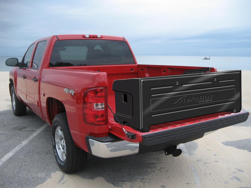 Large Capacity Truck Bed Box