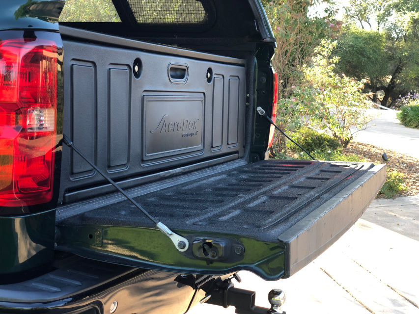 Truck Bed Accessories >> Multi Functional Truck Cargo Box