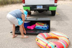 Truck Bed Cargo Tote