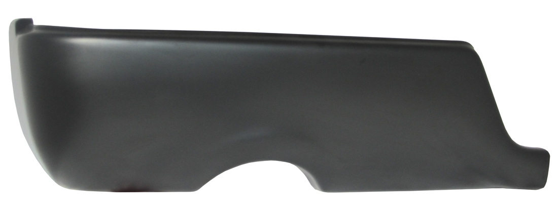 Paintable ABS Ram Bumper Cover