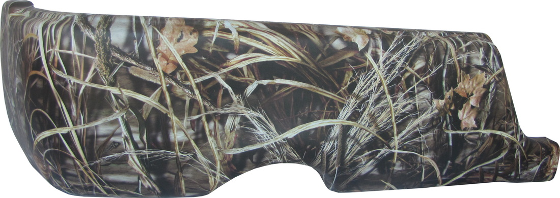 Camo Bumper Covers for Ram Truck