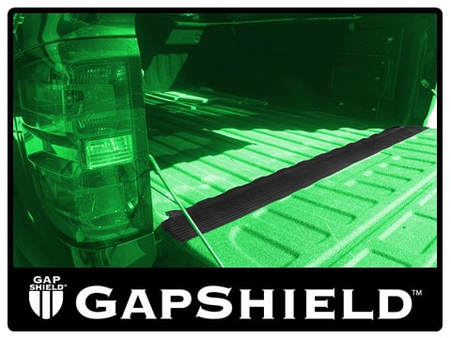 GapShield Tailgate Gap Cover and Seal